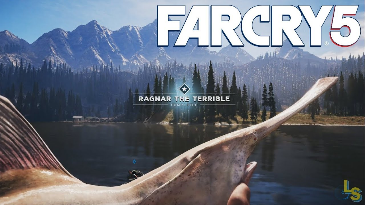 how to get bait in far cry 5