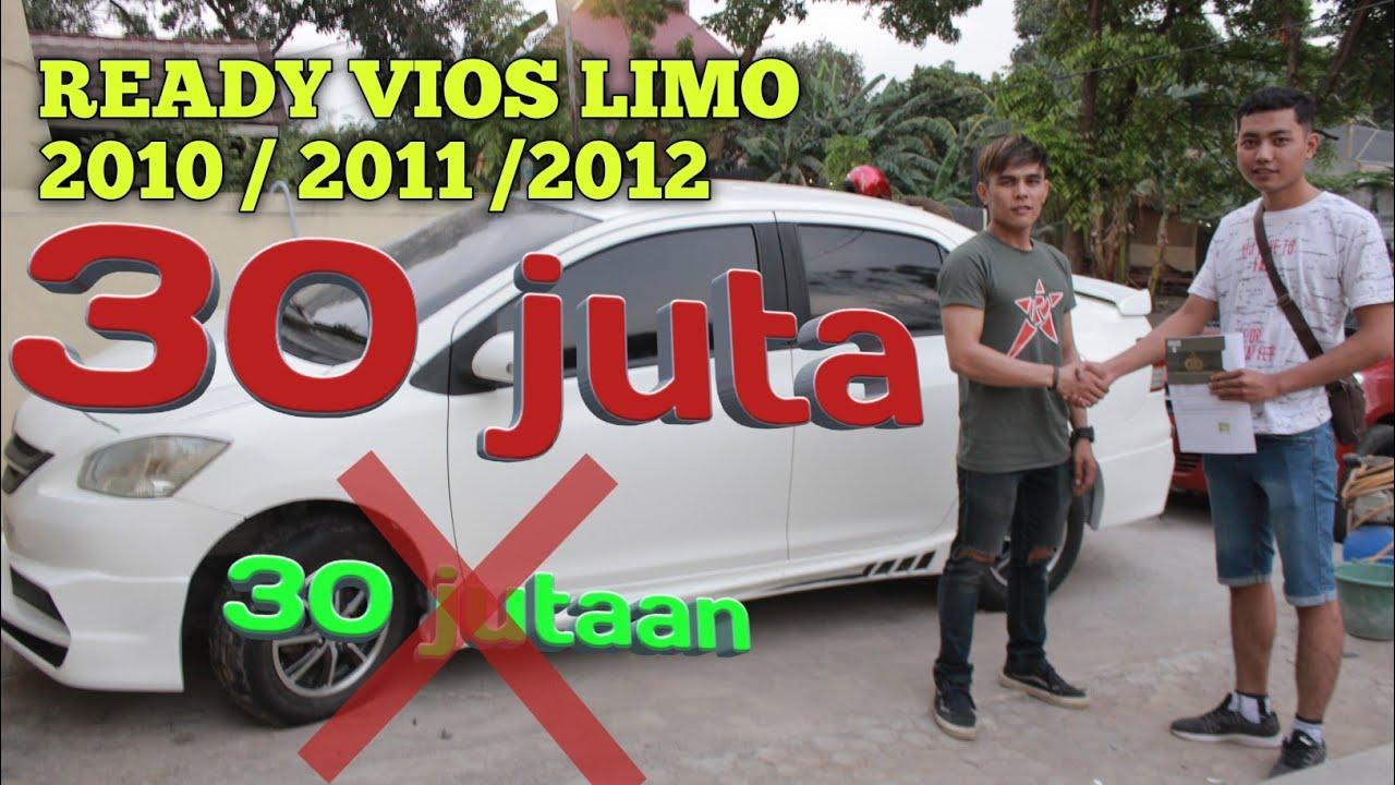 Vios Limo 2010 Harga 30 Juta Kusus Oktober Cuma 1 Unit Youtube
