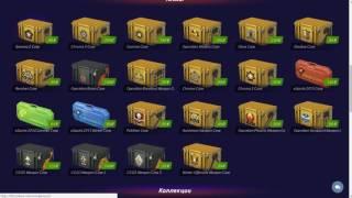 Открытие кейсов на Forcedrop.net Окупился!?!?!?