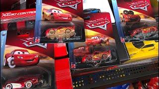 Disney Pixar Cars 2018 Wave 3 Lightning McQueen Walmart Boxes/ Packages ~ INTERNATIONAL Versions