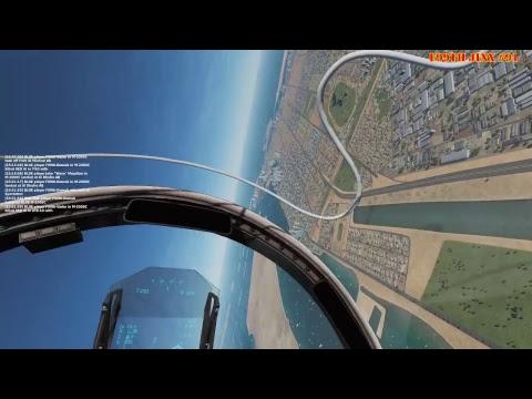 DCS: World -- Persian Gulf -- Harrier Action -- JINX #91