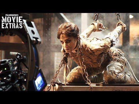 Go Behind the Scenes of The Mummy (2017)