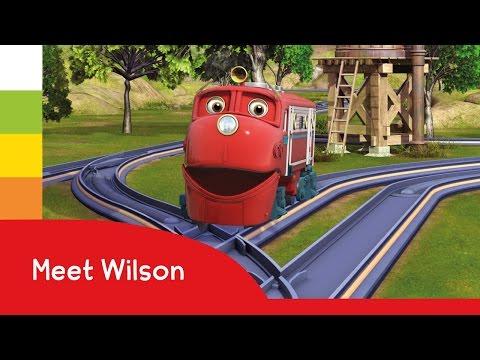 Chuggington  Meet Playful Wilson
