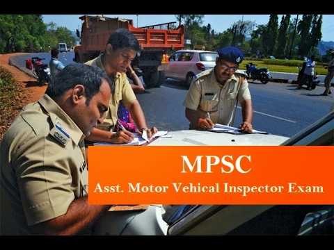 Assistant Motor Vehicle Inspector Prelims 2017 Aptitude syll