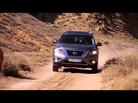 Nissan Pathfinder 2015 Антон Кошелев feat. Игорь Бурцев