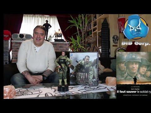 Ciné club du Vendredi - living room-- il faut sauver le soldat Ryan -Tom Hanks -John Miller Did Corp