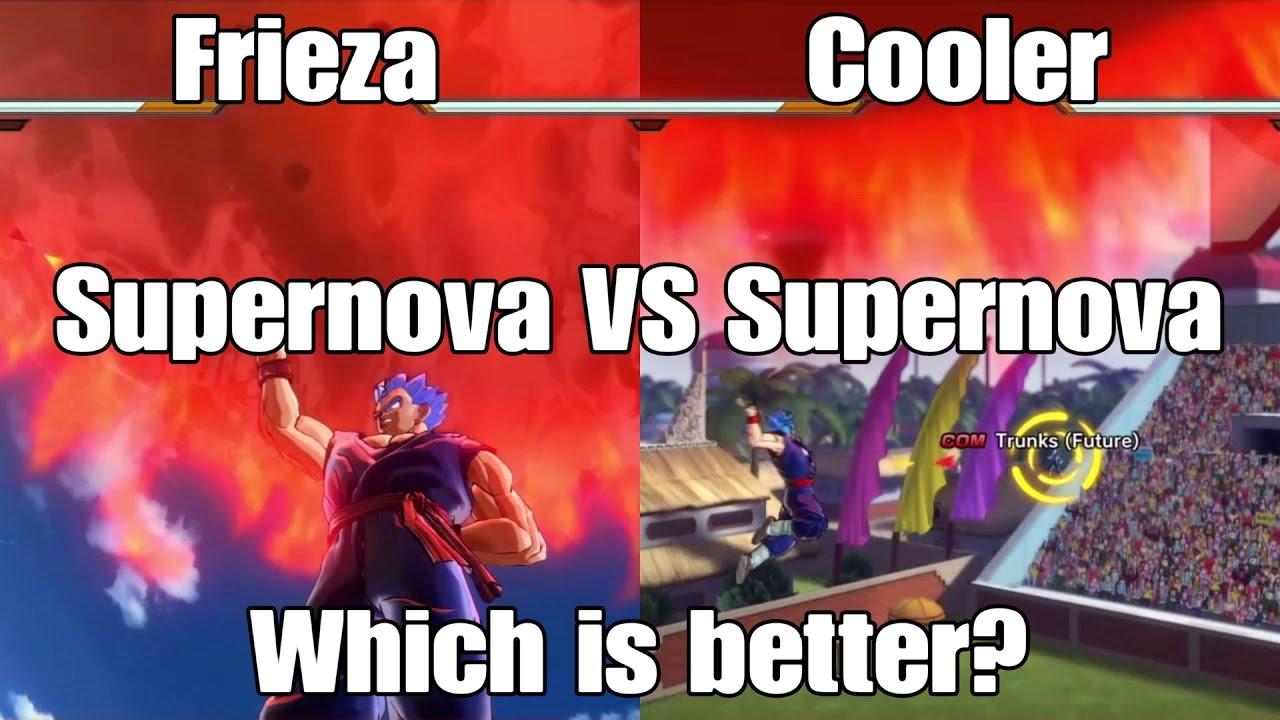 Download Dragon Ball Xenoverse Skill Test Frieza Supernova VS. Cooler Supernova!!!!