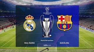 This video is the gameplay of real madrid vs barcelona uefa champions league final 2019 suggested videos 1- - manchester cit...
