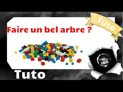 comment faire un bel arbre lego youtube. Black Bedroom Furniture Sets. Home Design Ideas