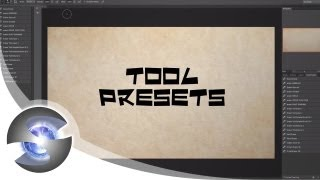 Photoshop Tool Presets & How to Use Them