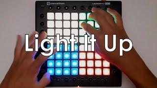 Download lagu Robin Hustin x TobiMorrow - Light It Up (feat. Jex) (Launchpad Cover by DJCoMManDBl0cK)