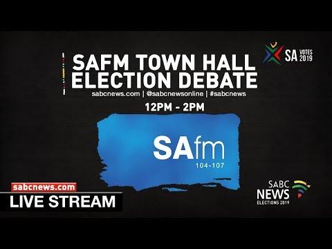 SAfm election Town hall debate - Orient Theatre, East London, Eastern Cape, 12 April 2019