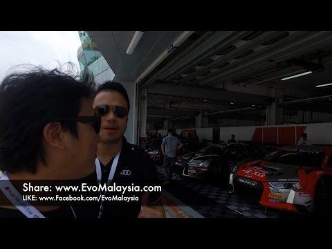 Evo Malaysia com | 2017 Audi R8 LMS Cup at Sepang