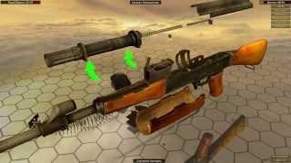 Мир Оружия- Полная Разборка и Сборка АК-47
