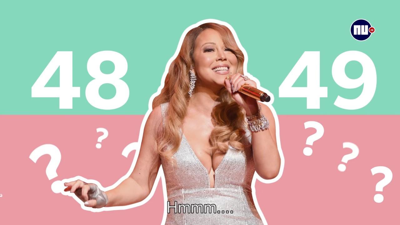 youtube is jarig Mariah Carey is jarig, maar haar leeftijd is een raadsel   YouTube youtube is jarig
