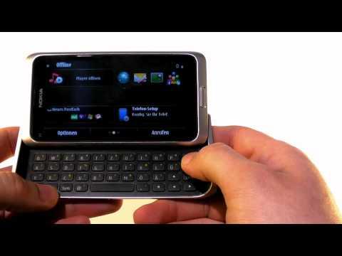 Nokia E7: Video zum Praxistest