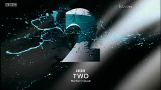 BBC Two Northern Ireland goodbye to the '2's