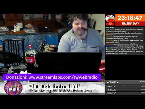 TW Web Radio LIVE - WWE Monday Night Raw Post-Show 12/02/2019