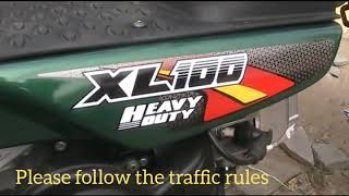 TVS XL 100 HEAVY DUTY@ BS 4 XL 100 HEAVY DUTY MOPED PRICE & ALL UPDATE FEATURES & NEW GRAFIX