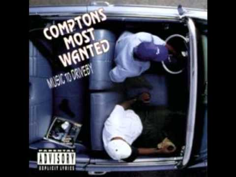 Compton's Most Wanted - Hood Took Me Under (Original)