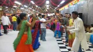 Navaratri 2009 at Divya Dham Mandir NY- 11