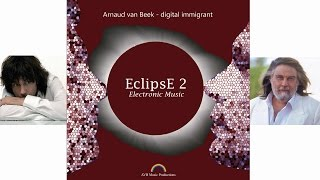 Jean Michel Jarre / Vangelis like - FULL ALBUM Electronic Synthesizer Music EclipsE 2 new 2015 2016