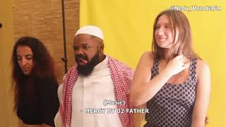 Download nedu wazobia fm - Alhaji Musa Comedy - BEAST FROM THE NORTH VIDEO SHOOT