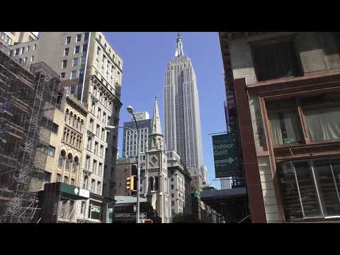 Empire State Building New York City 26-08-2017