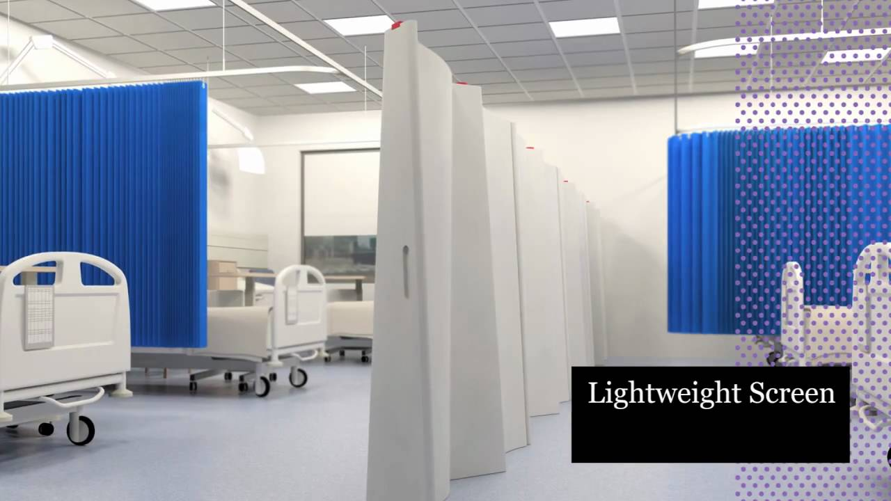 industrial hospital and clinic unforgettable curtain system inspirations rods track cubicle curtains