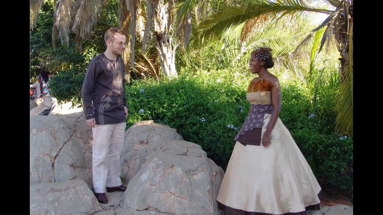 f9a6aa0952e South African Traditional Wedding - YouTube