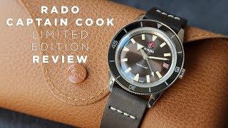 Rado HyperChrome Captain Cook Review | My Favorite Diver!
