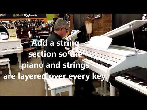 Artesia Digital Grand Pianos