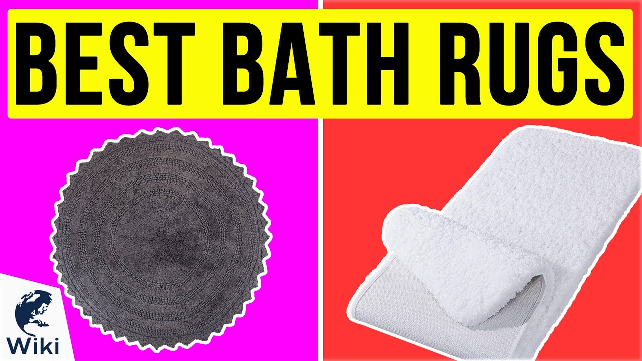 Top 10 Bath Rugs Of 2020 Video Review