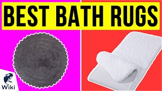 10 Best Bath Rugs 2020