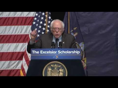 Bernie Sanders On NY Governor Andrew Cuomo