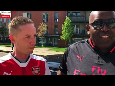 Arsenal V West Ham | Road trip To The Emirates