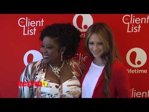 """Jennifer Love Hewitt and Loretta Devine """"The Client List"""" Season 2 Premiere Valentine's Day"""