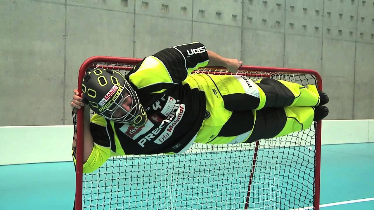 Unihockey WM Daniel Streit  YouTube
