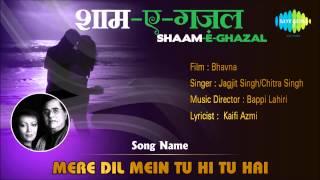 Mere Dil Mein Tu Hi Tu Hai | Shaam-E-Ghazal | Bhavna | Jagjit Singh, Chitra Singh