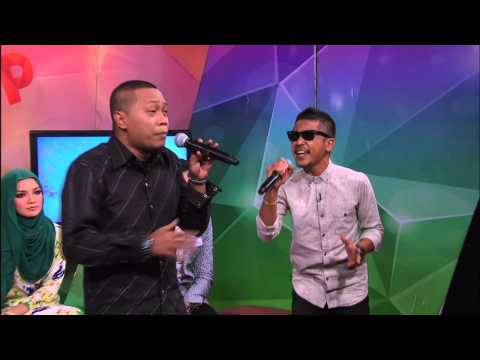 MeleTOP - Persembahan LIVE Mawi & Hazama Feat Daly Filsuf