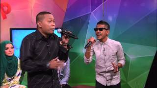 "MeleTOP - Persembahan LIVE Mawi & Hazama Feat Daly Filsuf ""Al Nuraa"" [07.10.2014]"