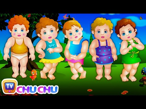 Thumbnail: Chubby Cheeks Rhyme with Lyrics and Actions - English Nursery Rhymes Cartoon Animation Song Video