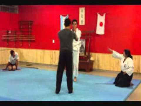 Carlos Basconcelo at Fudoshin Dojo -Flowing Defense