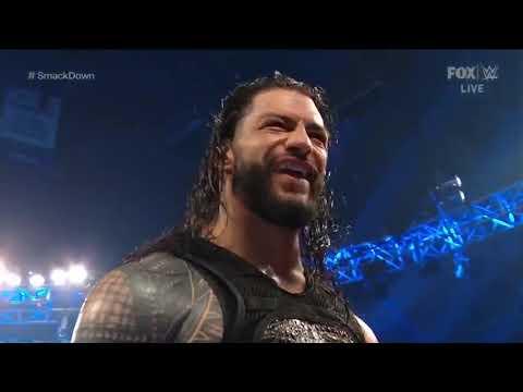 Roman Reigns & Daniel Bryan vs John Morrison & The Miz WWE SmackDown FEB 14th 2020