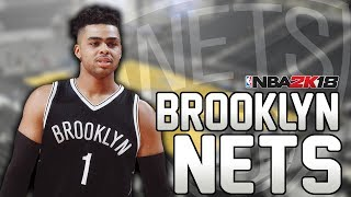 NBA 2K18 MyGM Ep: 19 - D'Angelo Russell Is Leaving??