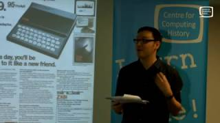 The History of the British Home Computer - A Talk by Tom Lean