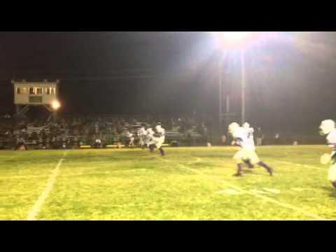 Fort Bragg High School kicker Cadu Whitlock
