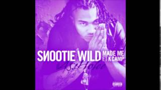 Snootie Wild Ft. K Camp - Made Me Chopped & Screwed (Chop it #A5sHolee)