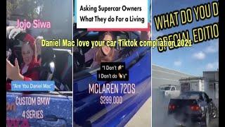 Daniel Mac Love Your Car TIktok Compilation 2021