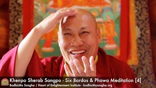 Six Bardos & Phowa Meditation [4]